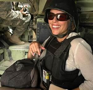 Katalusis: CBS foreign affairs correspondent Lara Logan ...