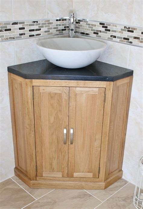 corner sink bathroom ideas  pinterest