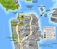 Part of San Francisco is in the East Bay on Alameda Island ...