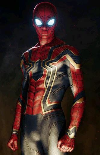 iron spider hd wallpaper  apk androidappsapkco