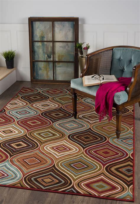 tayse rugs majesty cullen geometric area rug
