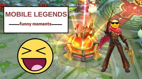 Mobile Legends Funny Moments