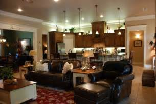 kitchen and living room color ideas open concept kitchen living room designs one big open space you can even see part of my