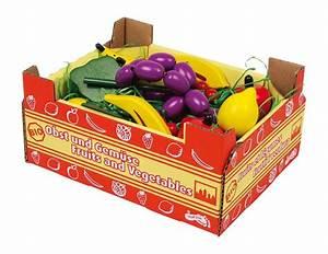 Fruit In Kartonnen Doos