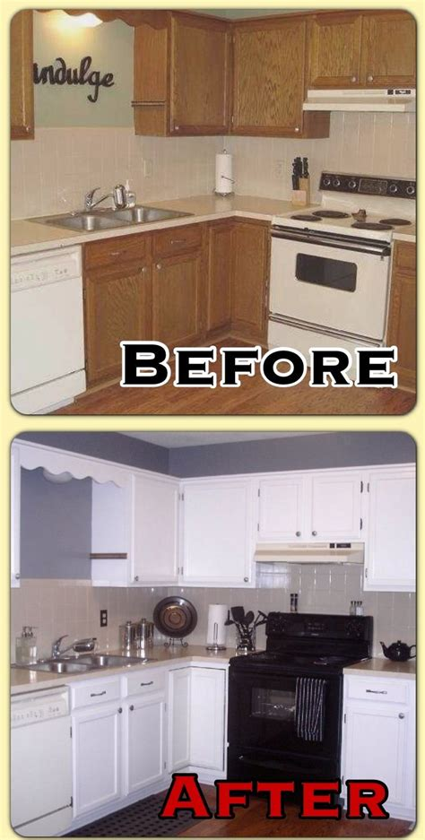 Southern Living Kitchens Ideas - before and after kitchen makeover home kitchen pinterest