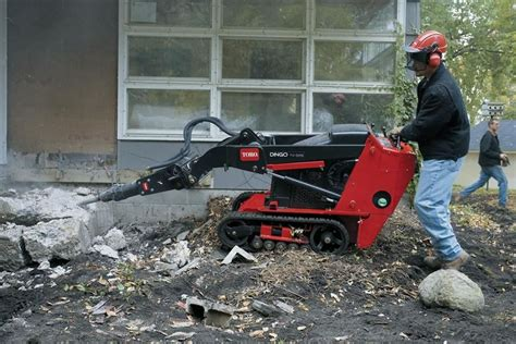 Toro Dingo Tx 525 Compact Utility Loader Available In