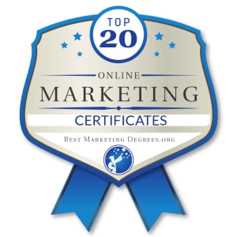 Best Digital Marketing Certificate by The 20 Best Digital Marketing Certificates 2017