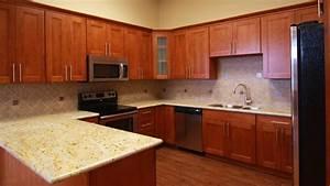 Glazed cabinets, natural chestnut shaker cabinets natural