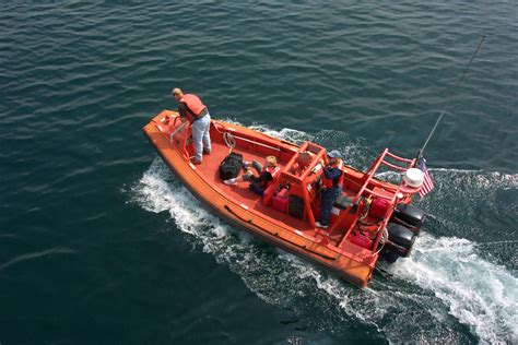 Water Rescue Boats by Great Lakes National Program Office Image Collection