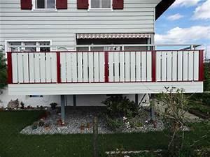 Bretter Für Balkongeländer : balkongel nder und balkonverkleidungen aus alu ral pulverbeschichtet ~ Markanthonyermac.com Haus und Dekorationen