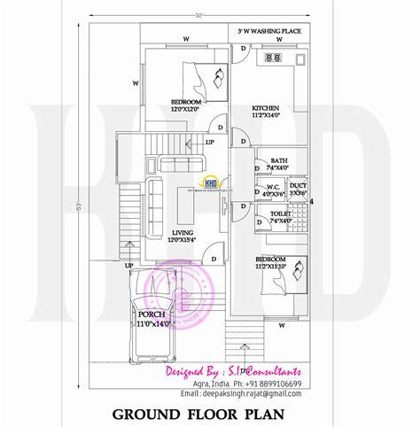 ground floor plan kerala home design and floor plans floor plan and