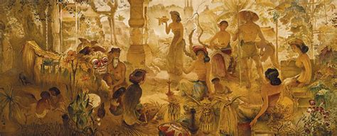 10 Lukisan Old Master Indonesia Termahal Sepanjang Masa ...