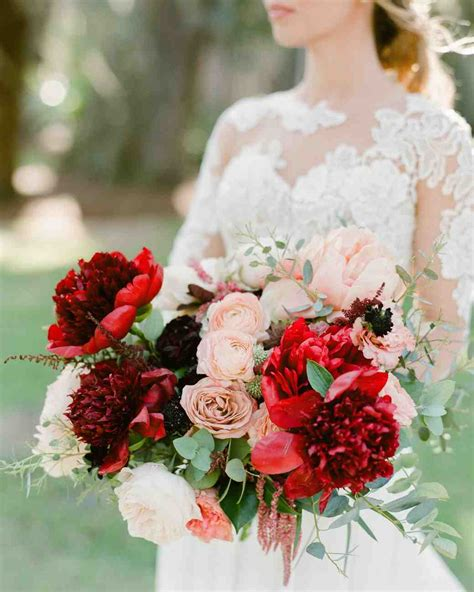 gorgeous fall wedding bouquets martha stewart weddings