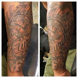 Timeless tattoo by Ricky Gibbs of Flying Dutchman Studio ...