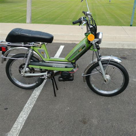 Peugeot 103 Moped by Excellent 1978 Peugeot Sp103 Moped Only 159