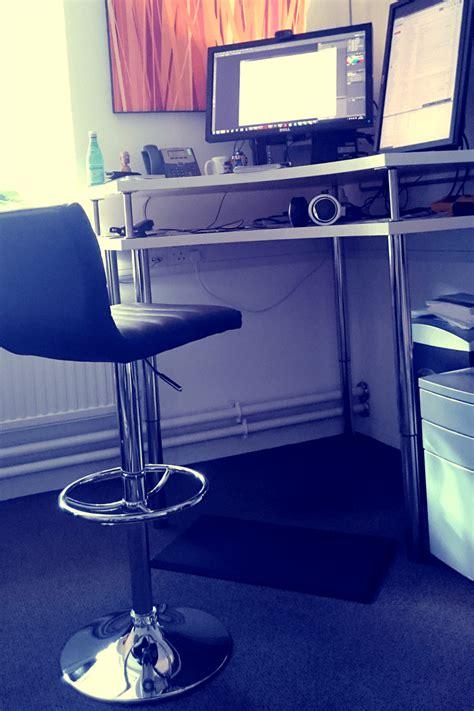 hack ikea bureau assis debout d 39 angle bidouilles ikea