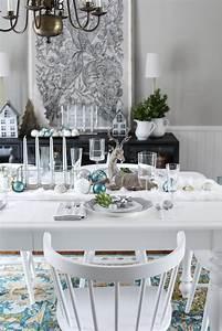 Festive, Christmas, Table, Decor, Ideas