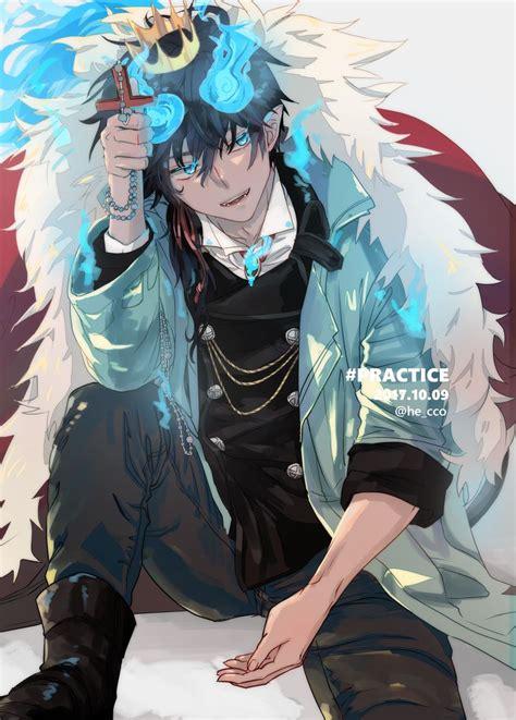 Rin Okumura Personnages d'animés Dessin animé Dessin