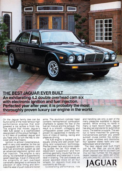 Model-Year Madness! 10 Luxury Car Ads from 1984 | The ...