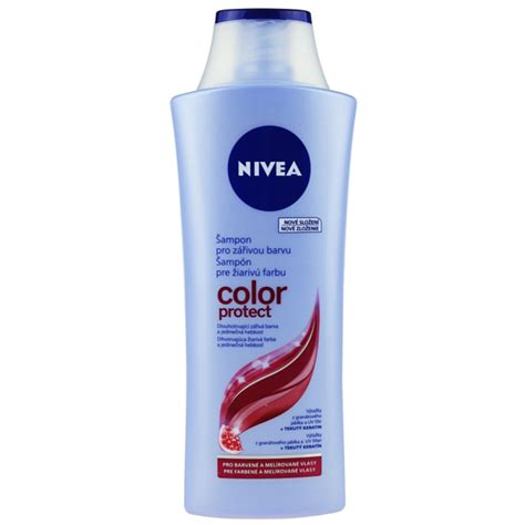 Shiny Hair Color by Nivea Color Protect Shoo For Shiny Hair Color Notino