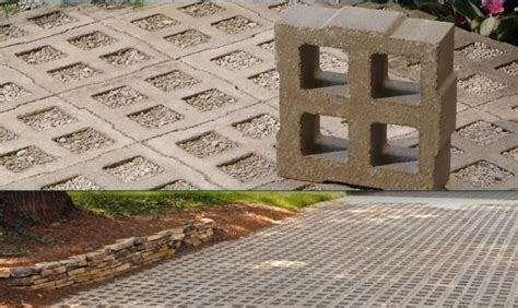 permeable driveway options permeable driveway options ecogrid is another pervious concrete paving grid option it