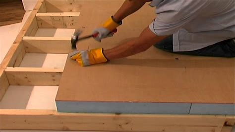 flat roof insulation fixingwmv youtube