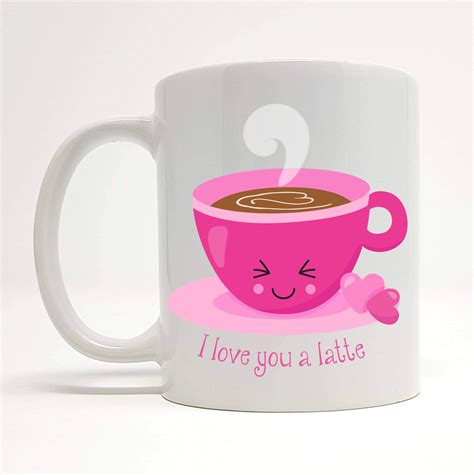 Every coffee lover is already thinking about their next cup. Latte Mug   Coffee Mug   Novelty Mug   Novelty Gift Ideas   Coffee Lover.