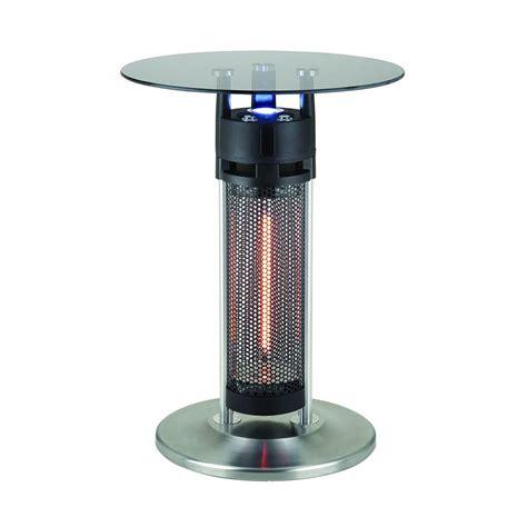 shop energ 120 volt aluminum electric patio heater at