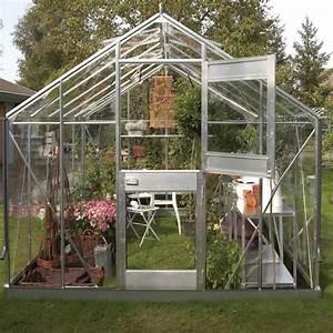 Serre De Jardin Polycarbonate : serre de jardin compact plus polycarbonate 9 9 m ~ Dailycaller-alerts.com Idées de Décoration