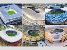 Los diez mejores estadios nuevos del mundo Marcacom