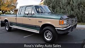 1987 Ford F250 Xlt Lariat 3  4 Ton Pickup