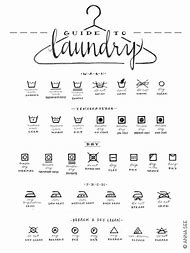 Best Laundry Symbols - ideas and images on Bing | Find what
