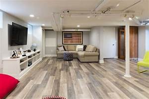 Converting A Basement Into A Living Space