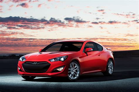 2015 Hyundai Genesis Coupe Reviews And Rating
