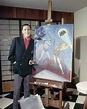 Zontar of Venus: Bob Kane's Batman paintings