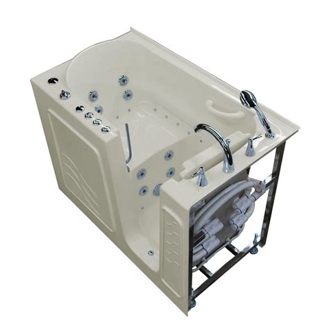 Air Bath Tub by Universal Tubs 4 5 Ft Right Drain Walk In Whirlpool And