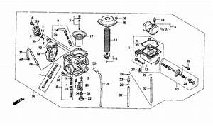 Honda Foreman 500 Parts Diagram  U2022 Downloaddescargar Com