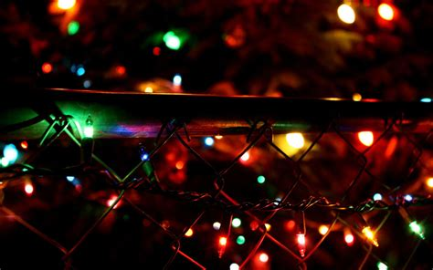 christmas lights backgrounds wallpaper cave