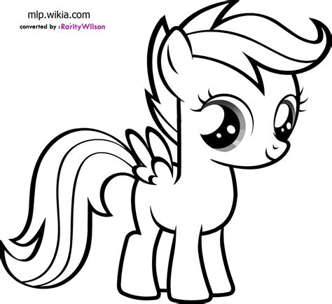 printable   pony coloring sheets coloring pages