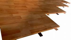 plancher demontable auto clic multiusage parquet de danse With clic parquet