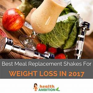 Best Meal Replacement Shakes For Weight Loss In 2018 Reviews