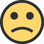 Sad Emoji Face Emojis Faces Sadness Icon