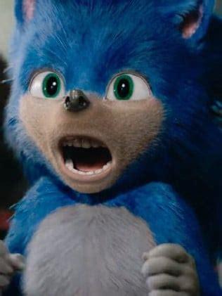 sonic  hedgehog  trailer releases  people