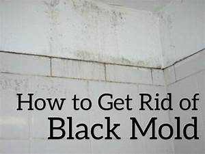 How to get rid of black mold in shower naturally image for How to get rid of mold on walls in bathroom
