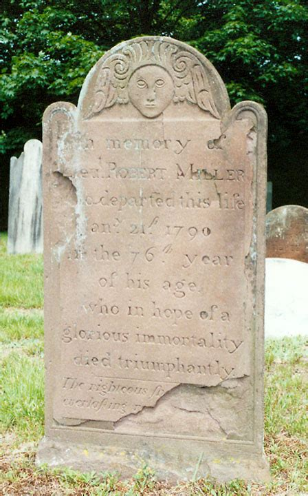 Colonial Grave Markers in Connecticut - Travel Photos by ...