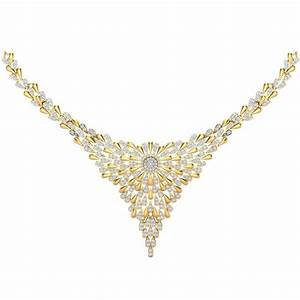 The Celine Diamond Necklace - Diamond Jewellery at Best ...