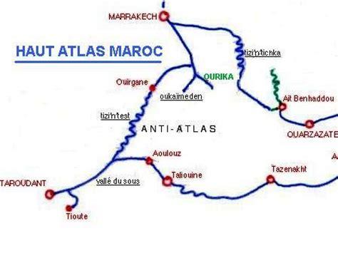 huiles essentielles cuisine vallée ourika et setti fatma au pied du haut atlas maroc carte et photos