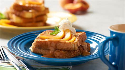 Peaches Cream French Toast Recipes Qvc