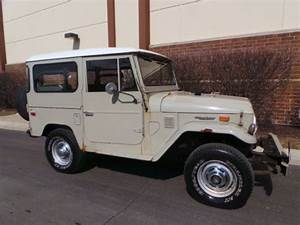 Sell Used 1974 Toyota Fj40 Land Cruiser Convertible 4x4