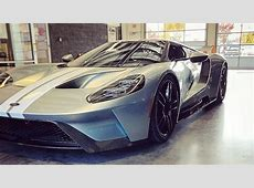Justin Verlander Just Got a OneOff Ford GT Supercar